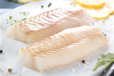 FILET DE BACALAO NATURAL CONG. A BORDO - 6,8 KG